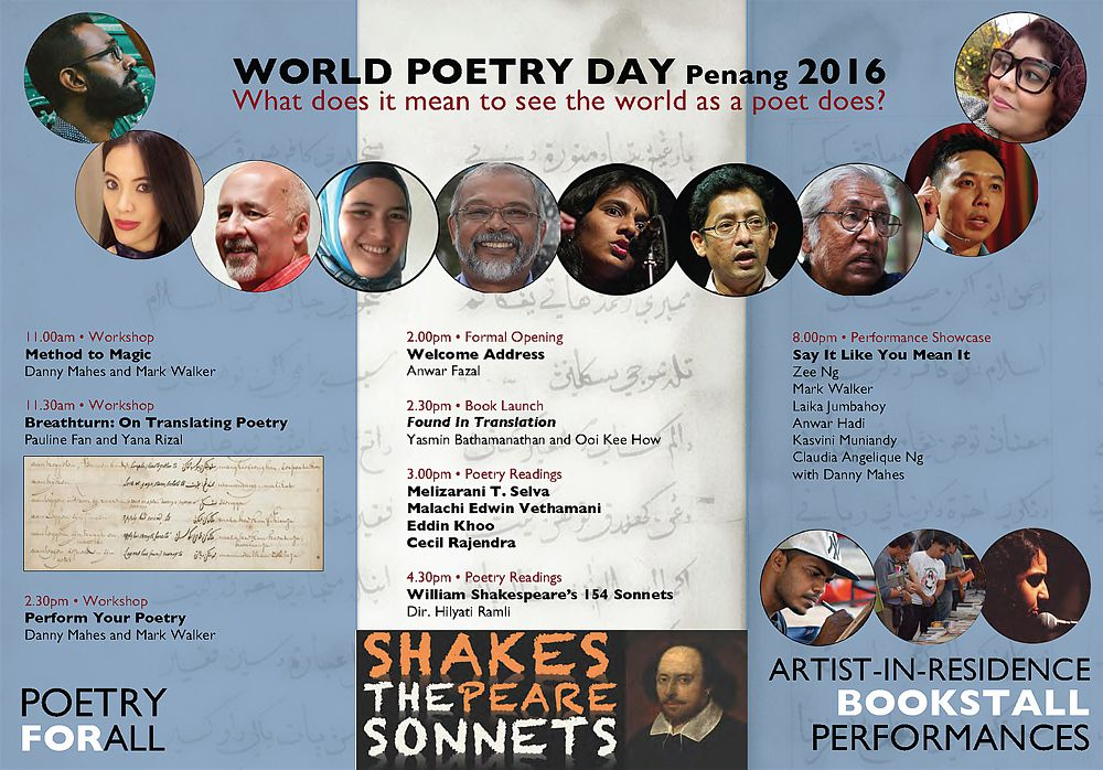 WORLD POETRY DAY flyer Page 2