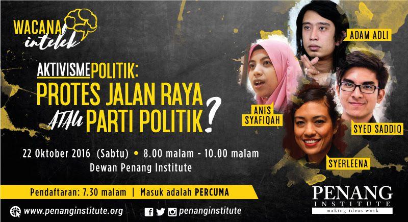 aktivisme politik