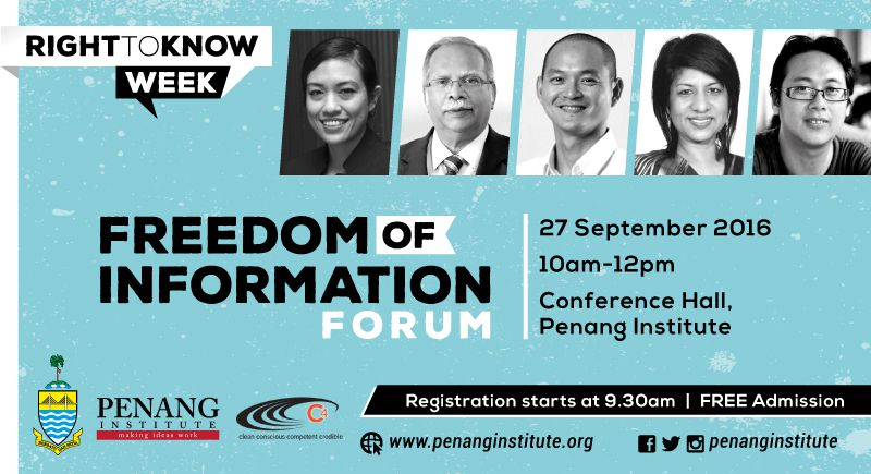 freedom of information forum