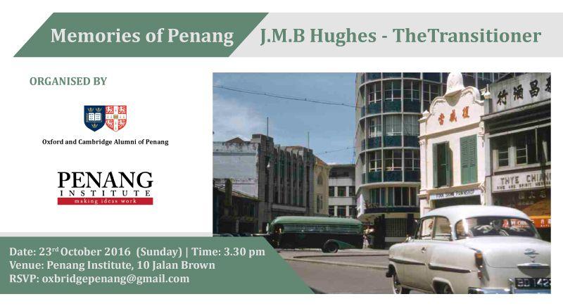 memories of penang
