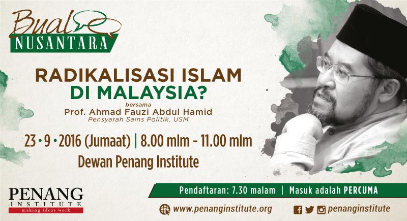 radikalisasi islam di malaysia