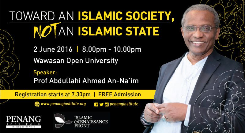 toward an islamic society