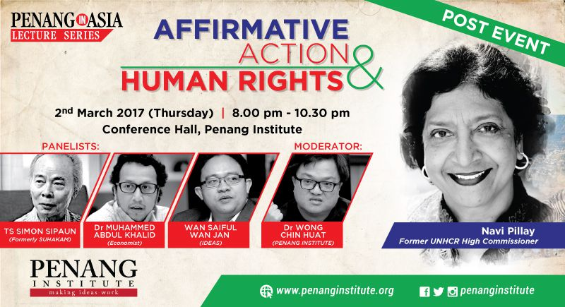 post event affirmative action in malaysia