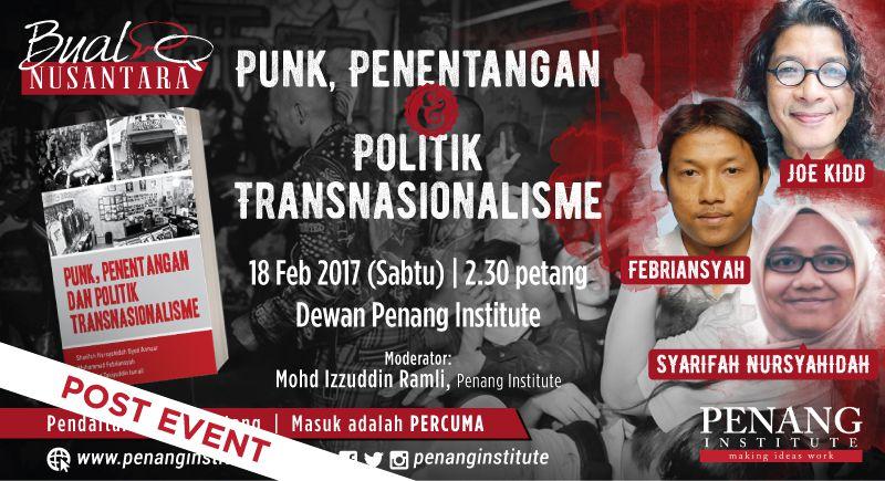 post event punk penentangan politik transnasionalisme