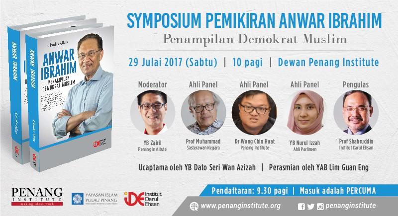 symposium pemikiran anwar ibrahim updated