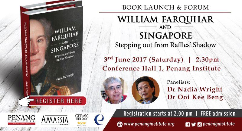 william farquhar and singapore updated
