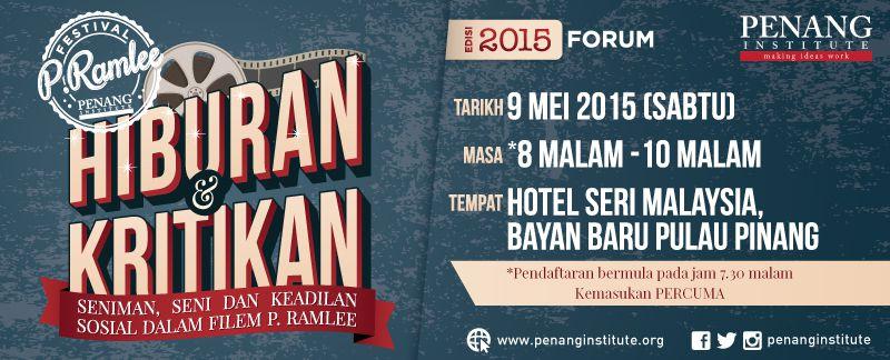 festival p ramlee 2015