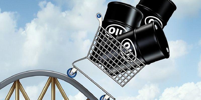 trp Oil price falling Bigstock